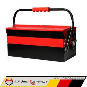 جعبه ابزار فلزی آروا 4706