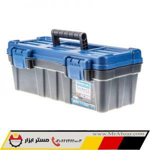 جعبه ابزار پلاستیکی نوا 6013