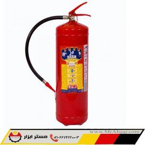 کپسول آتش نشانی دژ