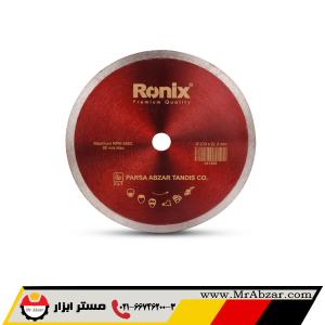 تیغ سرامیک بر رونیکس 3508
