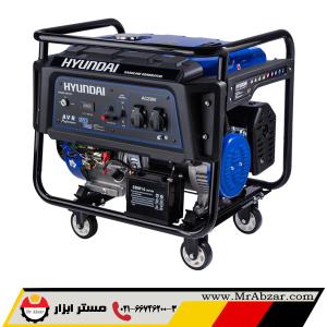 ژنراتور برق بنزینی هیوندای HG9650-PG