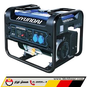 ژنراتور برق بنزینی هیوندای HG5355-PG